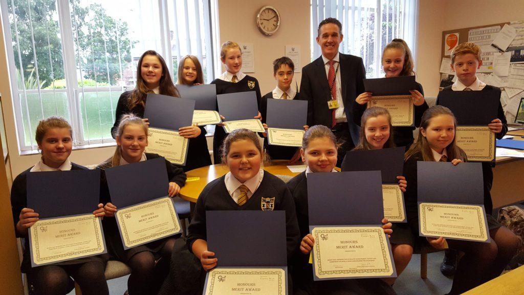 Honours Merit Certificate
