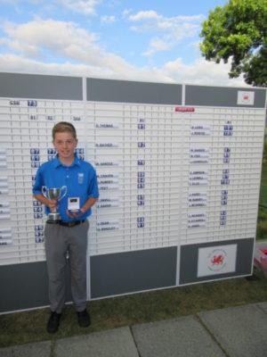 U15/13 Golf Champion 2016