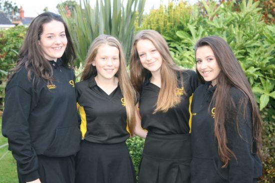 Flintshire U18s Hockey Team