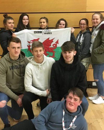 Urdd Cardiff Visit 2018 (1)